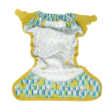 Pop-in egyméretes mosható pelenka külső (krokodilos)