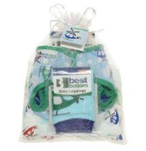 Best Bottom mosható pelenka ajándék csomag - helikopteres