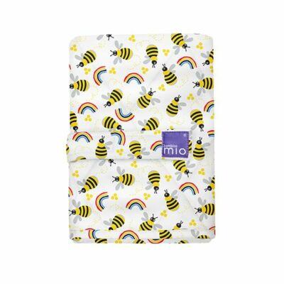 Bambino mio vízhatlan pelenkázó alátét - méhecskés