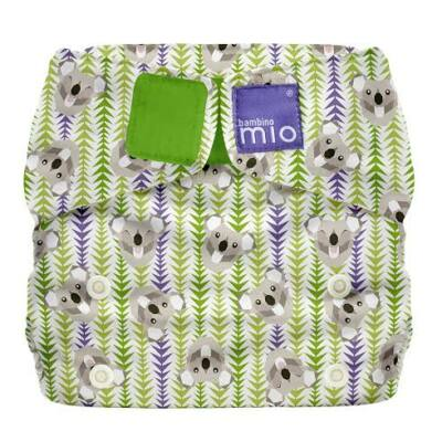 Miosolo AIO egyméretes mosható pelenka (koalás)