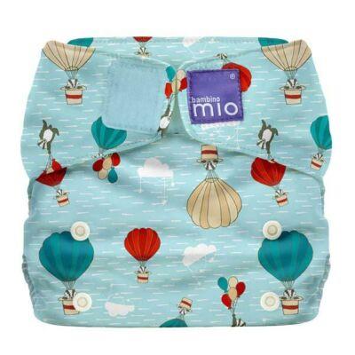 Miosolo AIO egyméretes mosható pelenka (léggömbös)