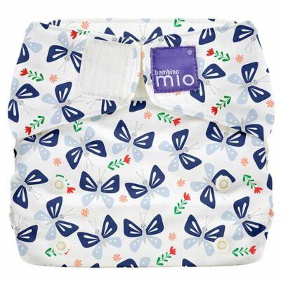 Miosolo AIO egyméretes mosható pelenka (lepkés)