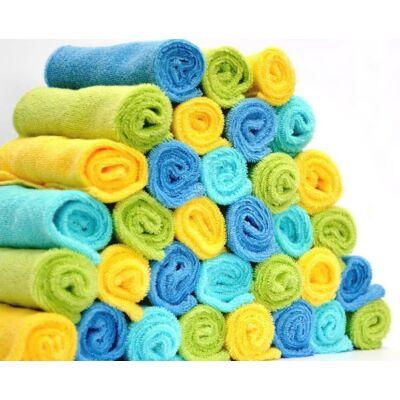 BambinoMio pamut mosható törlőkendő csomag (10 darab)