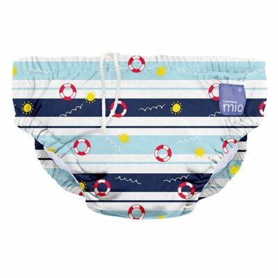 Bambino Mio úszóbugyi/úszópelus 9-12 kg (tengerészes fiús)