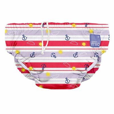 Bambino Mio úszóbugyi/úszópelus 12-15 kg (tengerészes lányos)