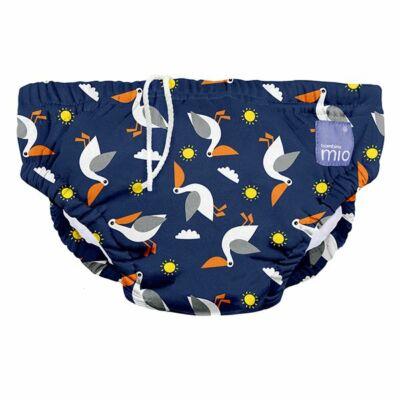 Bambino Mio úszóbugyi/úszópelus 9-12 kg (pelikános)