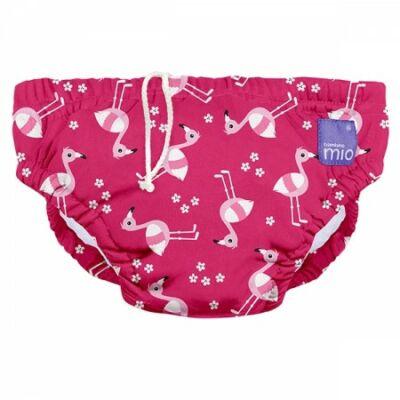 Bambino Mio úszóbugyi/úszópelus 7-9kg (flamingós)