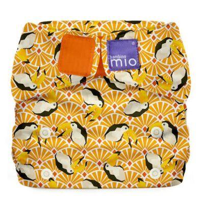 Miosolo AIO egyméretes mosható pelenka (tukános)