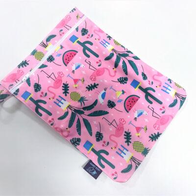 Bambi Roxy pelenkazsák  (flamingós)