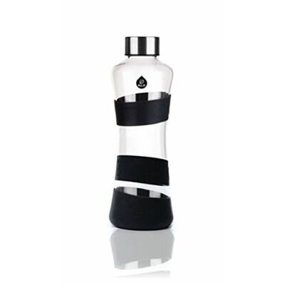 Equa üveg kulacs - fekete limitált 550 ml