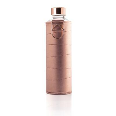 Equa üveg kulacs - Mismatch Bronz 750 ml