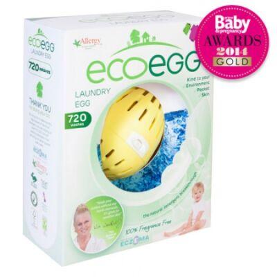 Ecoegg mosótojás – mosás természetesen, mosószer használata nélkül