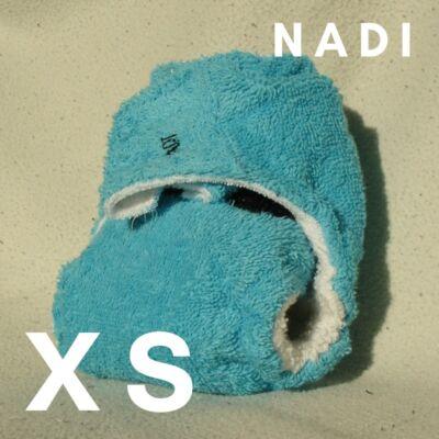 Nadi XS-es pamut frottír mosható pelenka belső (3-6 kg) türkiz