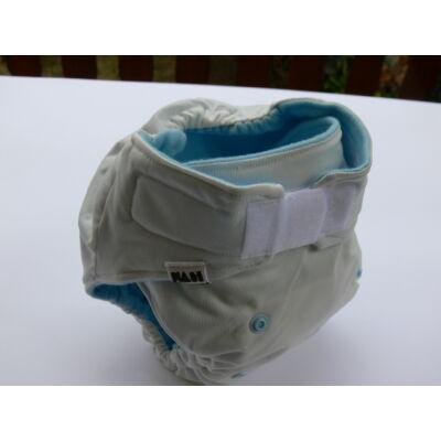 Nadi polár ZSEBES egyméretes mosható pelenka betéttel (kék)
