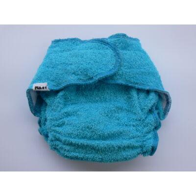 Nadi M-es pamut frottír mosható pelenka belső (7-13 kg) kék