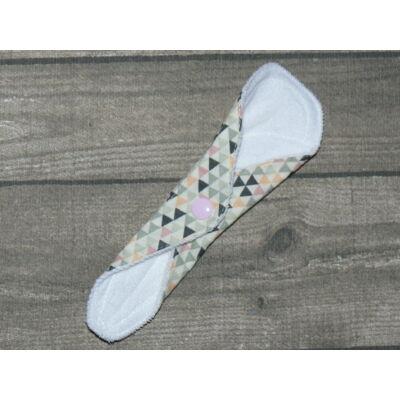 Norka női mosható betét – tangás tisztasági 20 cm-es PUL nélküli (háromszöges)