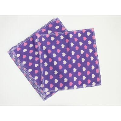 NORKA 100% pamut mosható törlőkendő csomag (5 darabos)