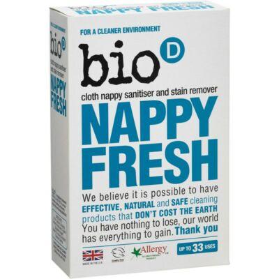Bio-D Nappy fresh pelenkafertőtlenítő (500g)