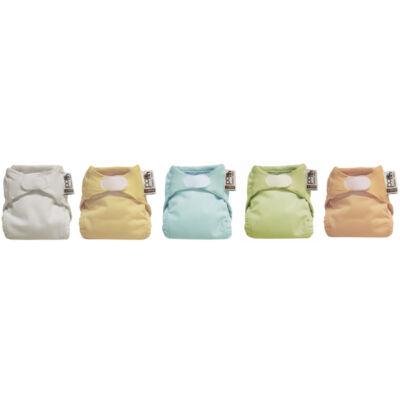 Pop-in újszülött mosható pelenka -lila