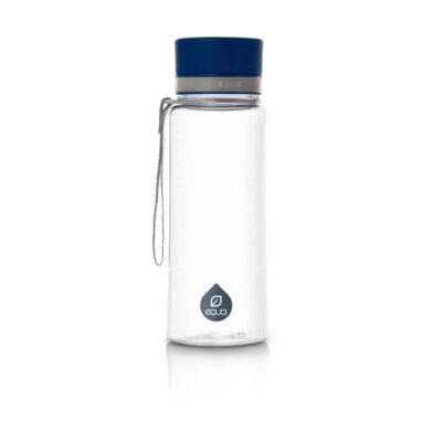 Equa kulacs - kék minta nélküli 600 ml