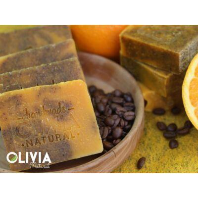 Olivia kávé-narancs mosakodó szappan