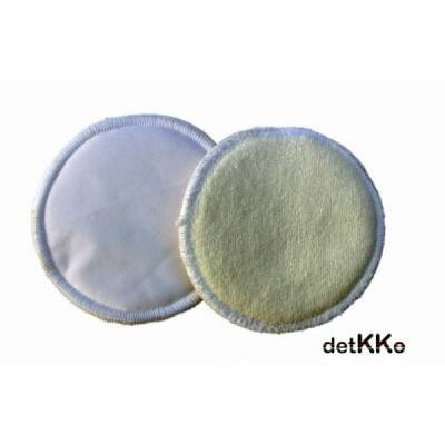 detkko bambuszos mosható melltartóbetét (1 pár)