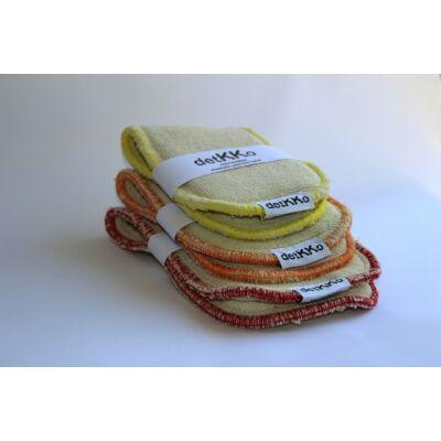 detKKo mikroszálas mosható pelenka betét 3 féle méretben (nagy)