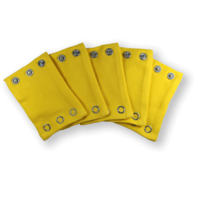 detkko body hosszabbító (sárga)