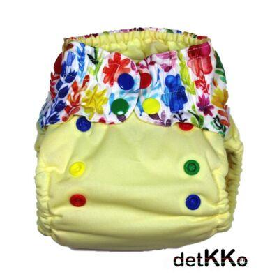 detKKo magyar egyedi készítésű újszülött mosható pelenka külső