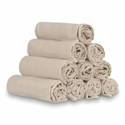 100% pamut tetra pelenka, textilpelenka 1 darab (fehérítetlen)